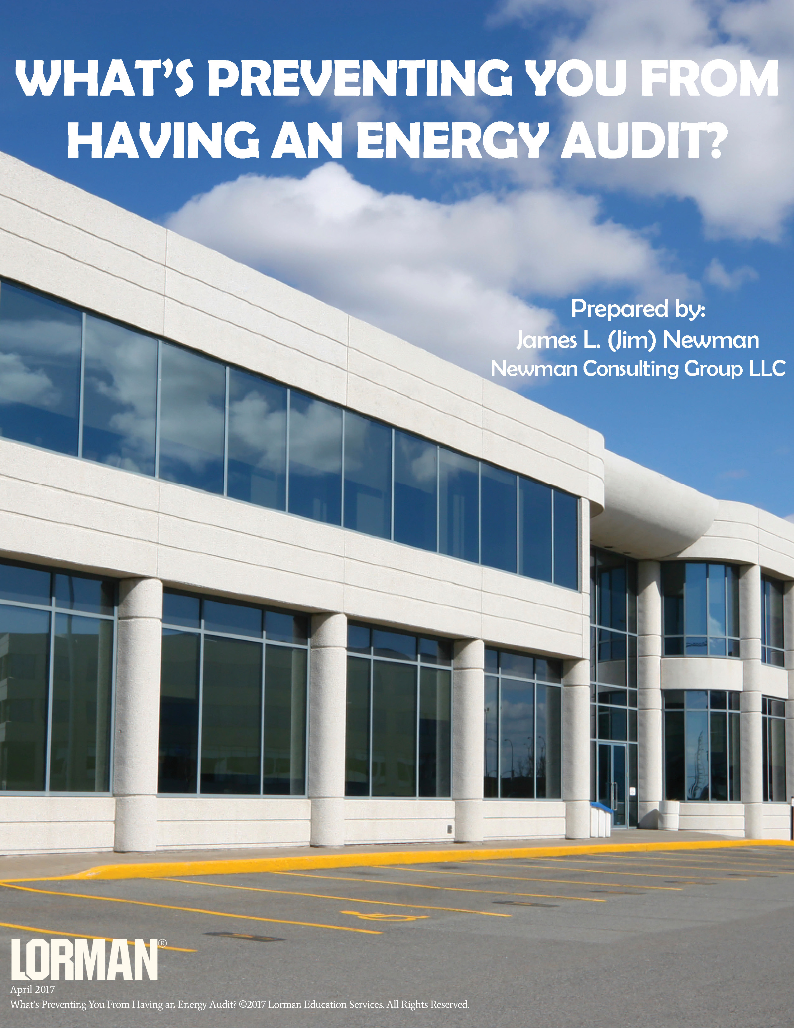 What's Preventing You From Having an Energy Audit?