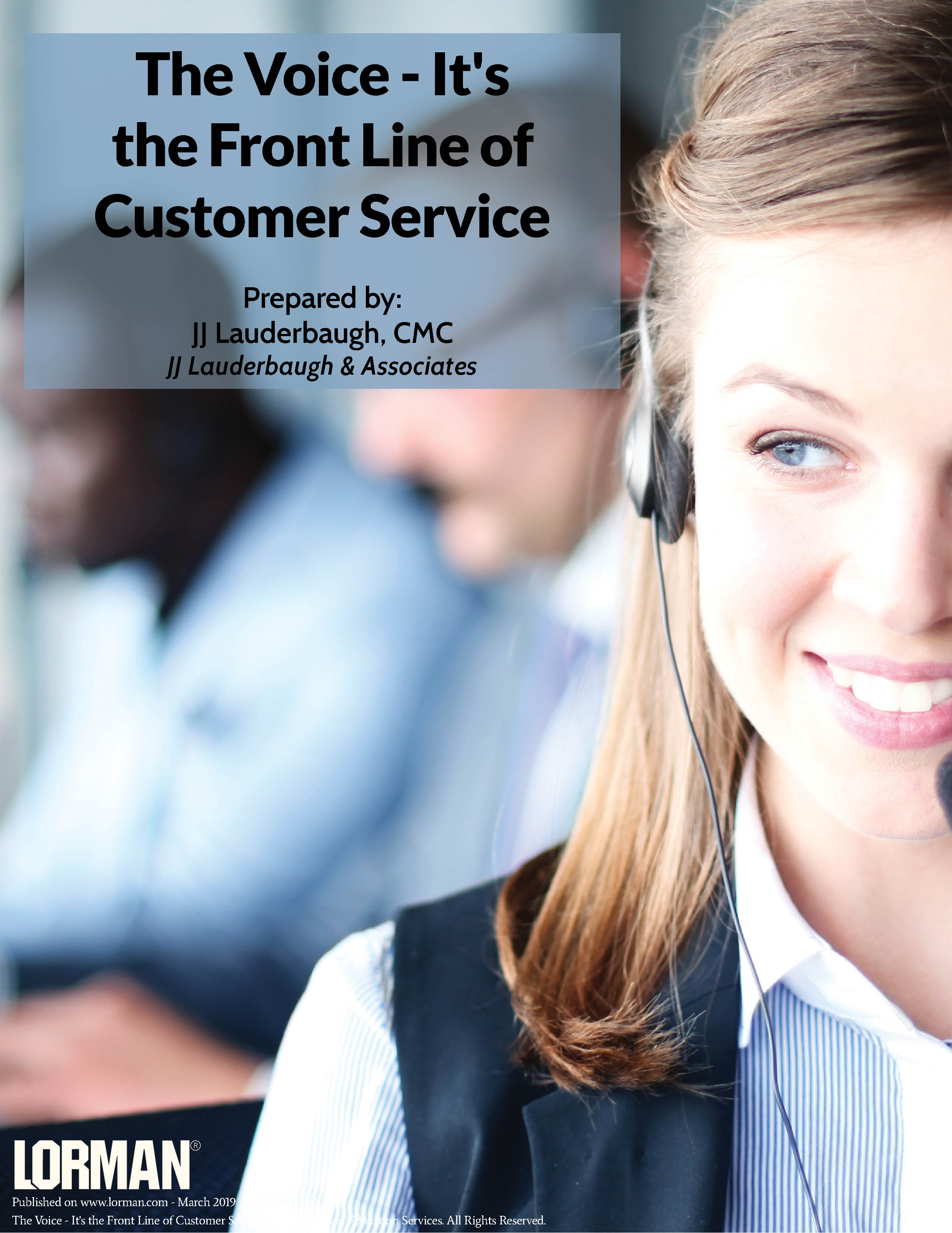 The Voice - It's the Front Line of Customer Service