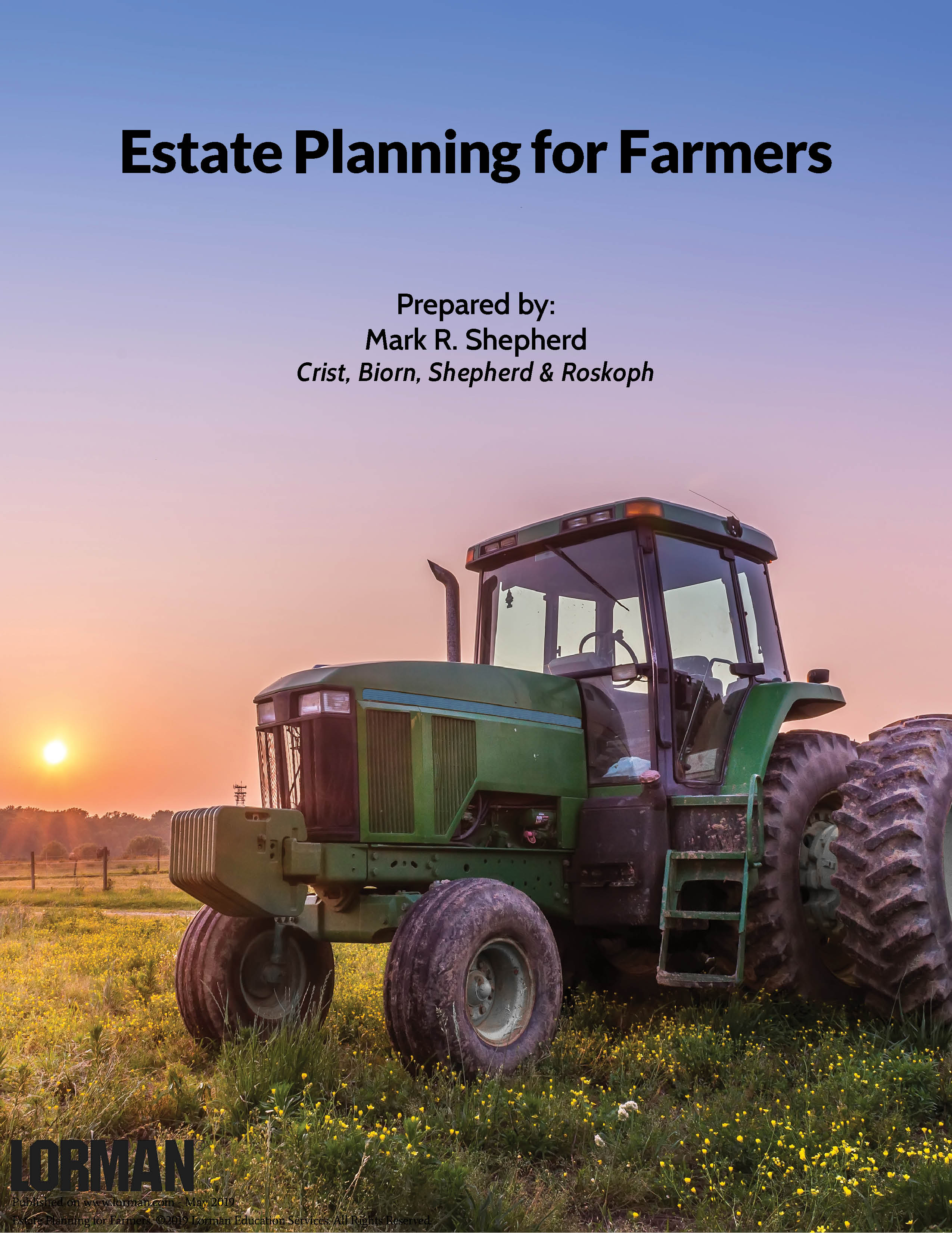 Estate Planning for Farmers