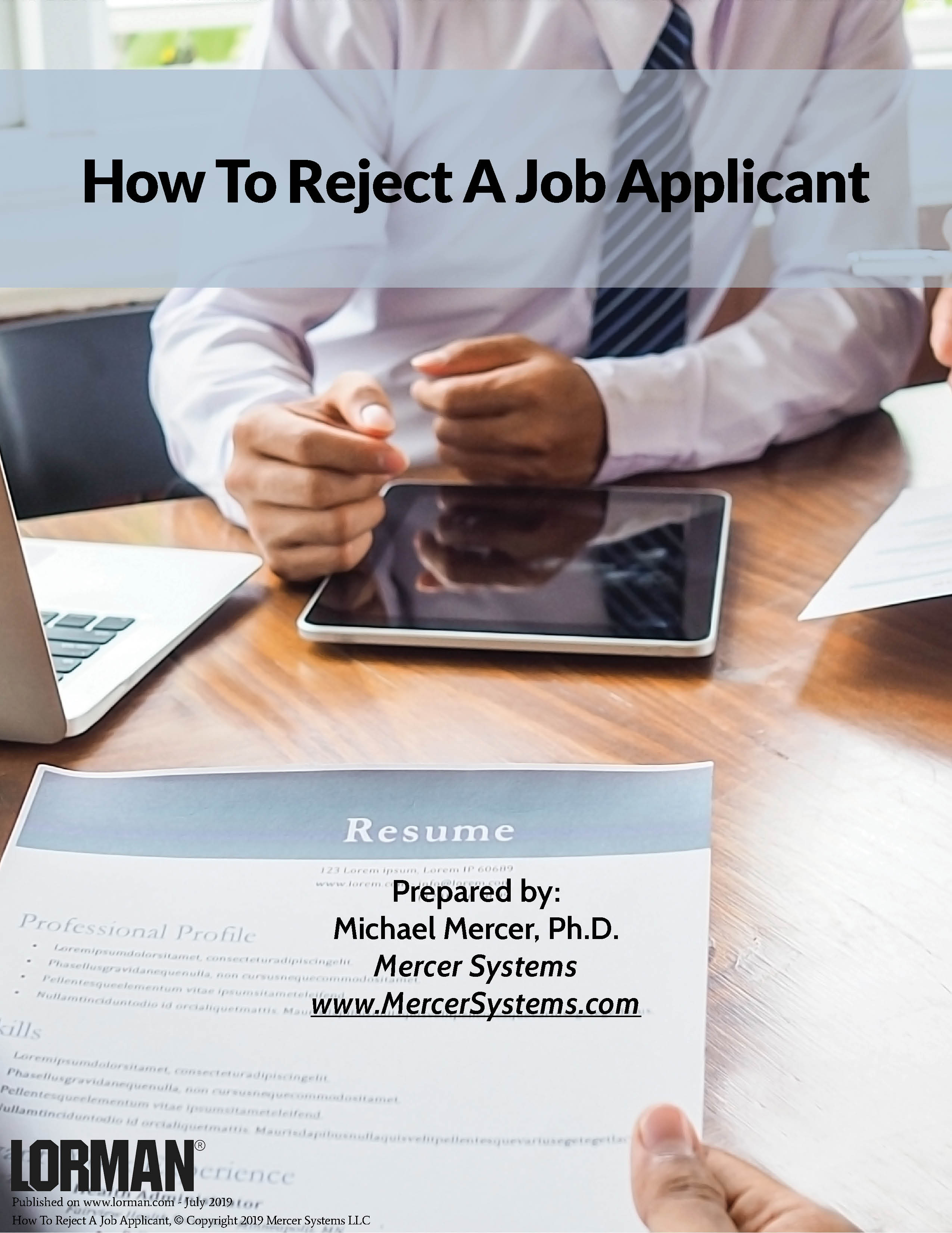 How to Reject a Job Applicant