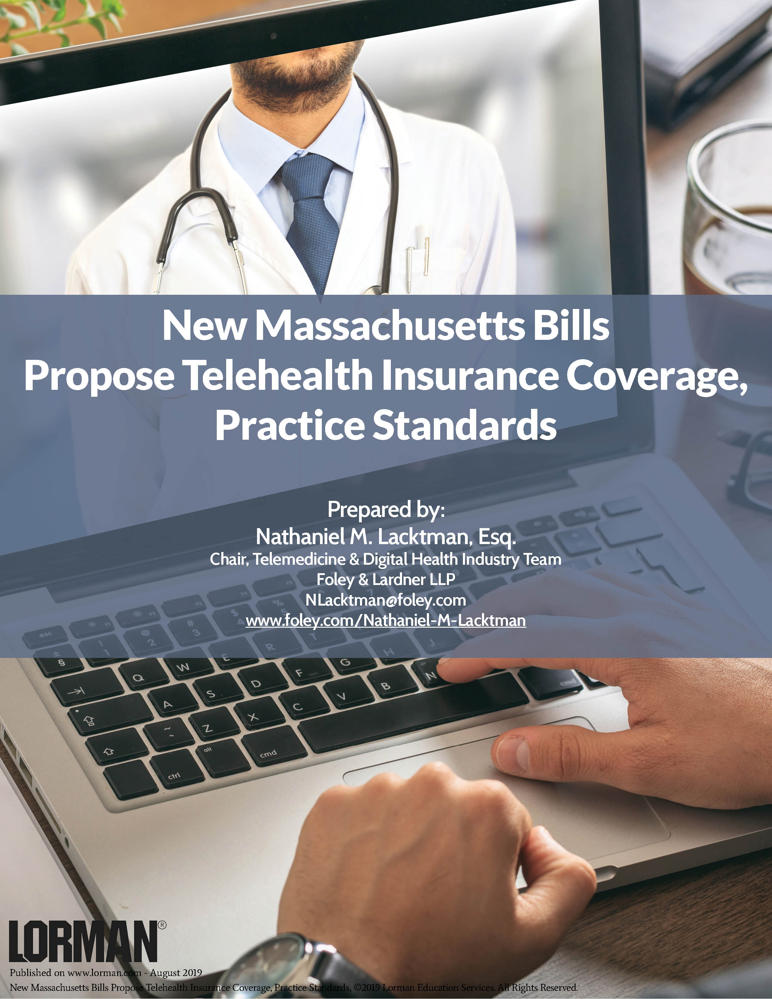 New Massachusetts Bills Propose Telehealth Insurance Coverage, Practice Standards