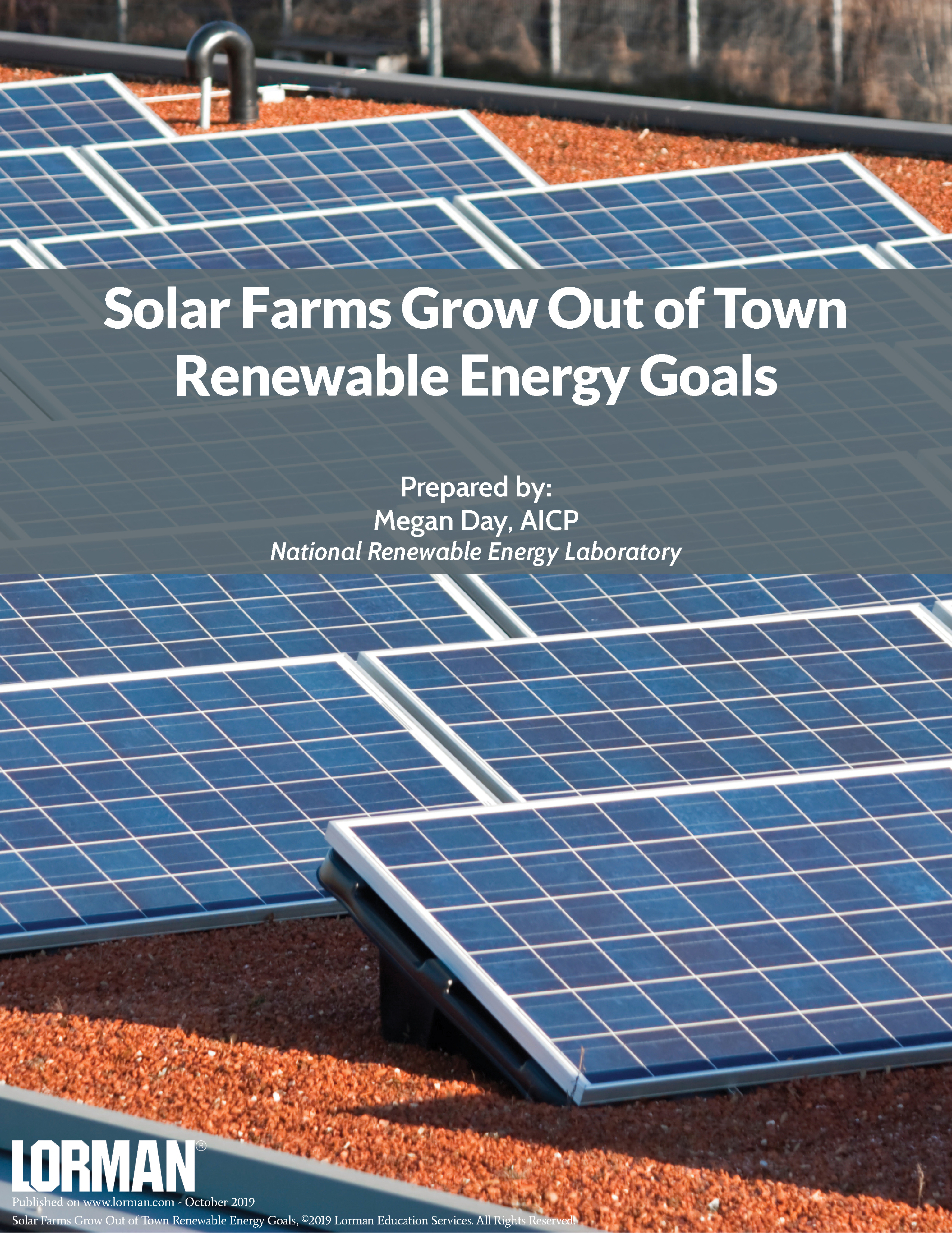 Solar Farms Grow Out of Town Renewable Energy Goals