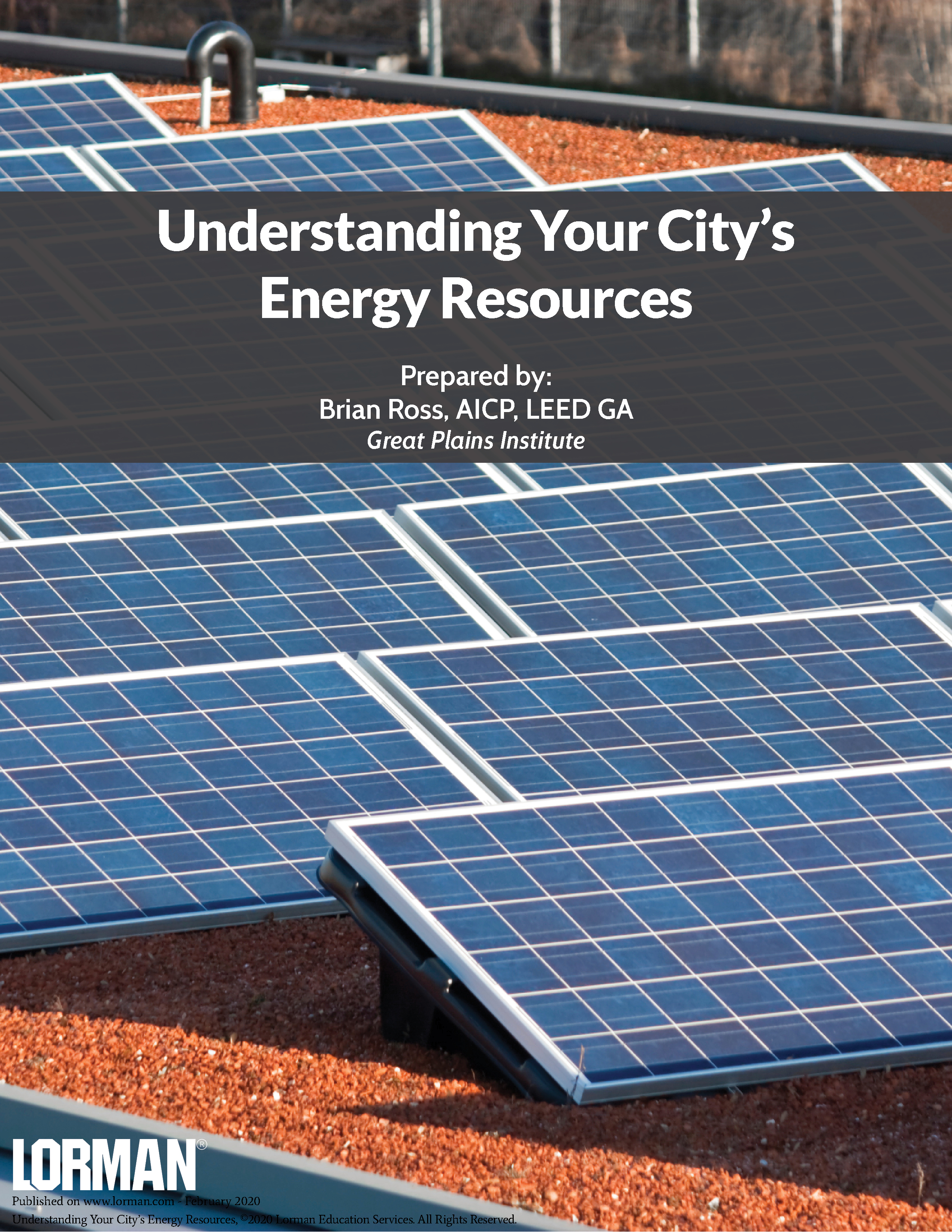Understanding Your City's Energy Resources