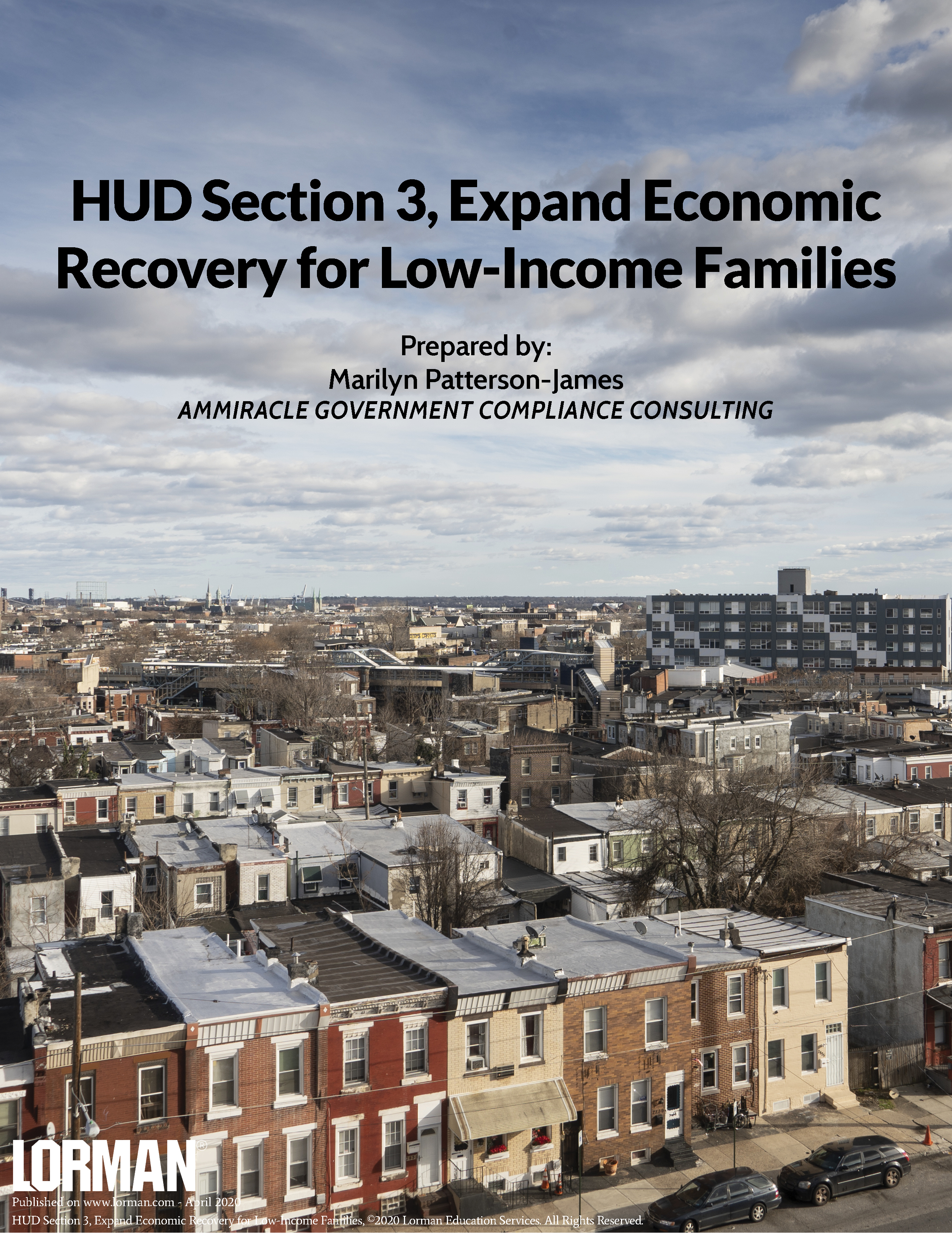 HUD Section 3, Expand Economic Recovery for Low-Income Families