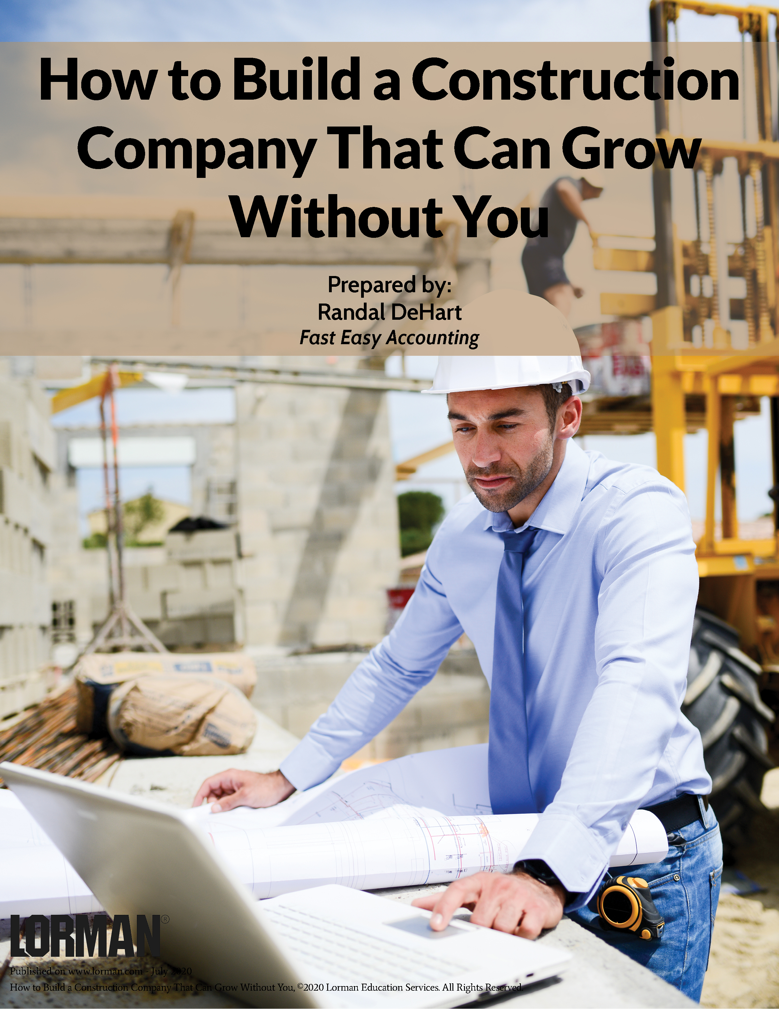 How to Build a Construction Company That Can Grow Without You