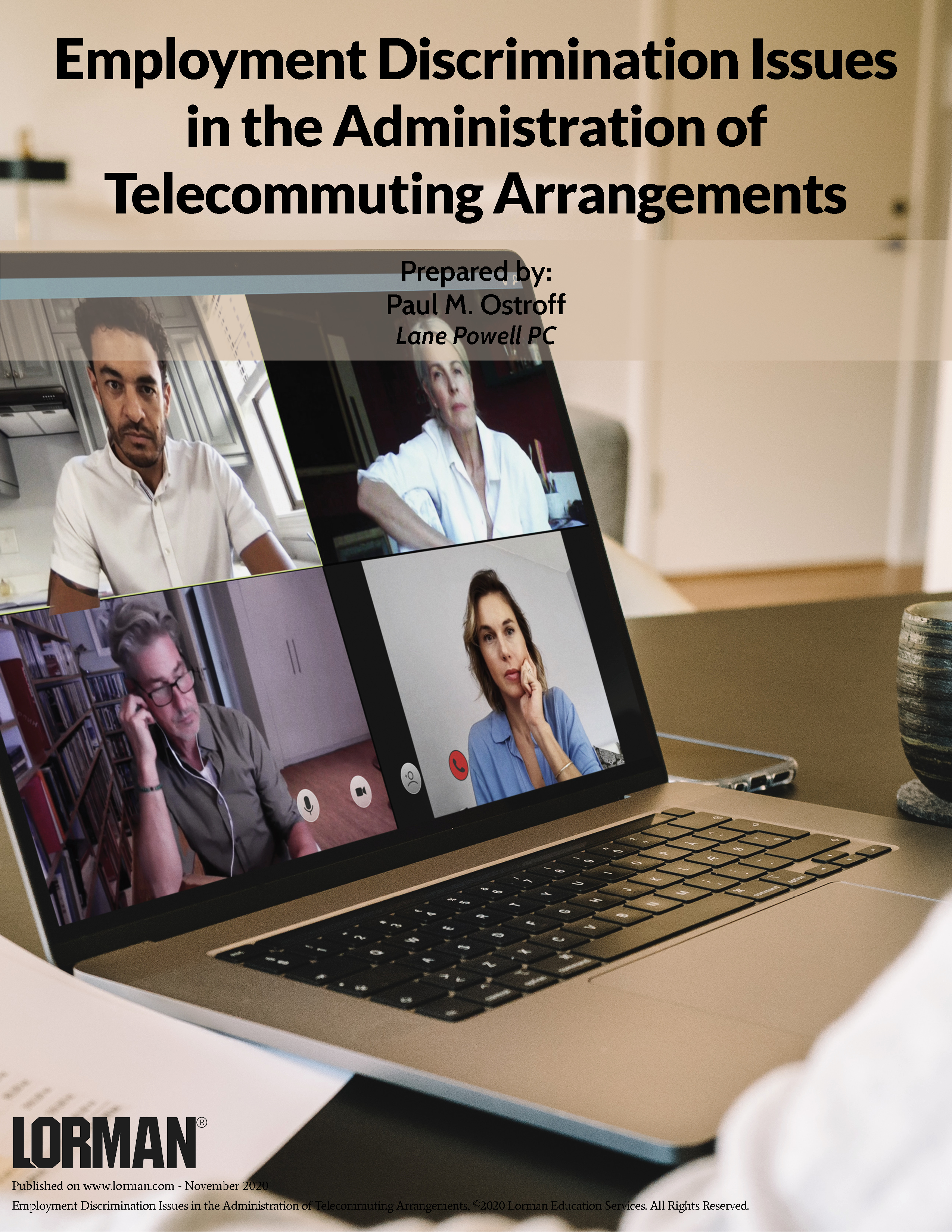 Employment Discrimination Issues in the Administration of Telecommuting Arrangements